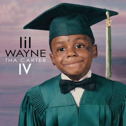 Lil Wayne - Tha Carter IV (Artwork)