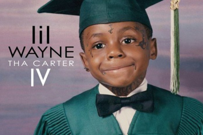 Lil Wayne - Tha Carter IV (Artwork)