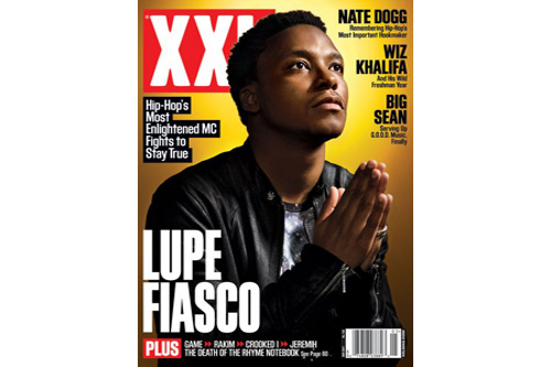 Lupe Fiasco Covers XXL