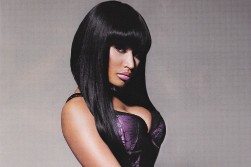 Nicki Minaj featuring Jazze Pha - Real Pimpin'