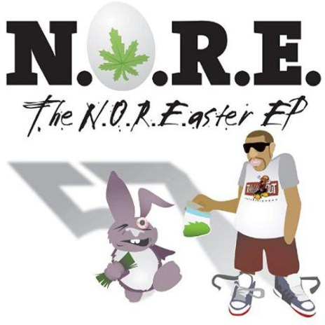 N.O.R.E. - N.O.R.E.aster EP