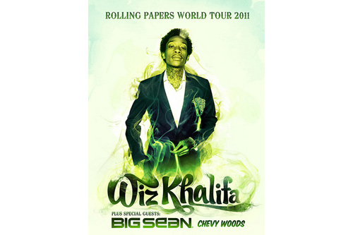 Wiz Khalifa & Big Sean Announce Tour
