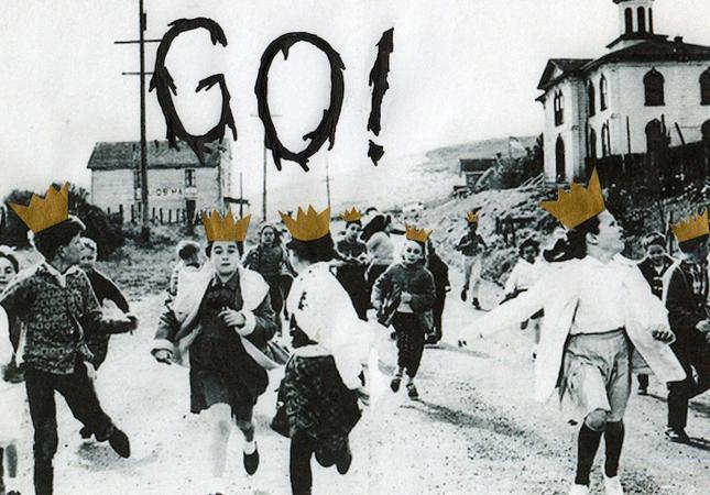 Santigold - GO (Theo Martins Remix)