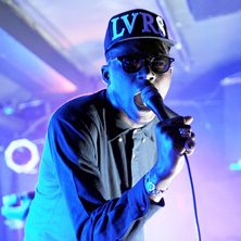 Theophilus London's 'Live In NYC' MTV Performance