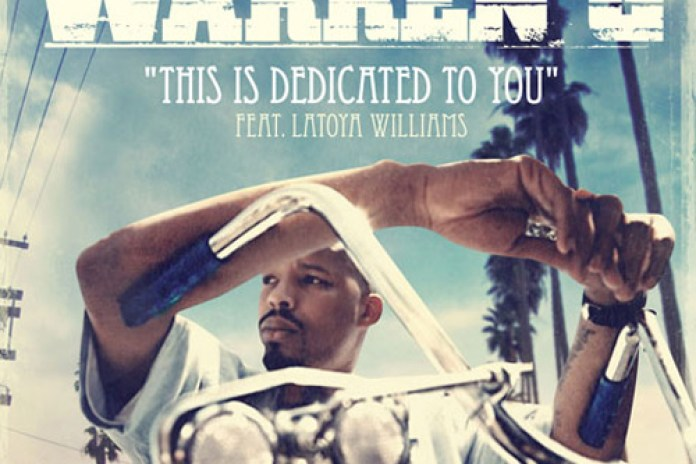 Warren G featuring LaToiya Williams - This Is Dedicated to You (Nate Dogg Tribute)