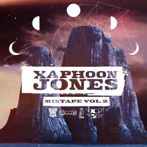 Xaphoon Jones - Mixtape Volume 2