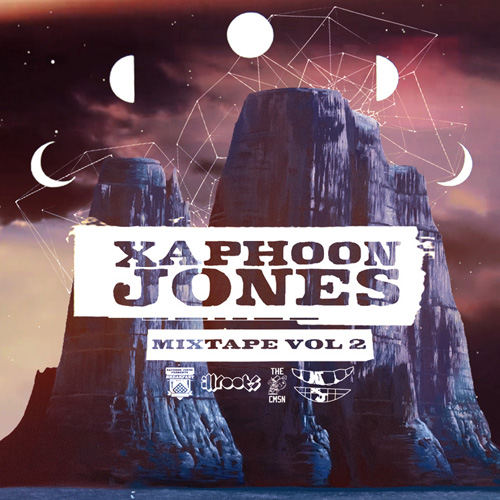 Xaphoon Jones - Mixtape Volume 2