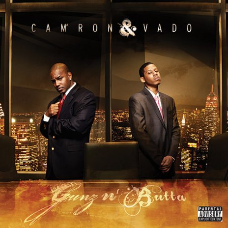 Cam'ron & Vado – Gunz N' Butta (Album Cover & Tracklist)