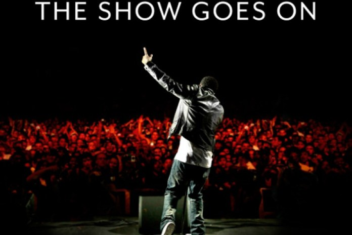 "Lupe Fiasco's ""The Show Goes On"" goes Platinum"