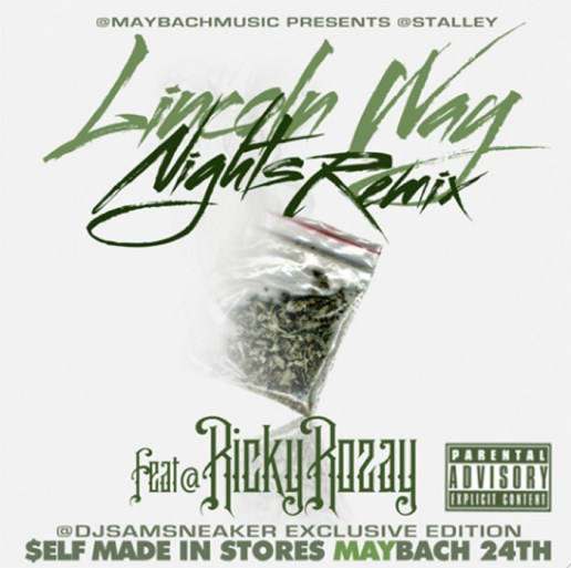 Stalley featuring Rick Ross - Lincoln Way Nights (Remix)