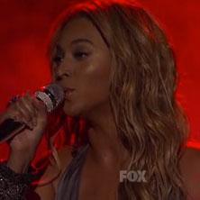 Beyoncé - 1+1 (Live on American Idol)