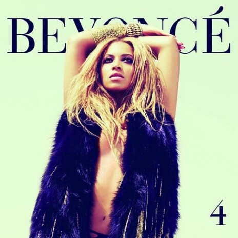 Beyoncé - 4 (Artwork)
