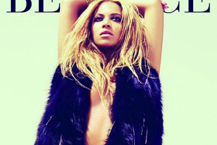 Beyoncé - 4 (Artwork)