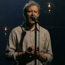 Bon Iver - I Can't Make You Love Me (Live on Fallon)