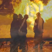 Cee Lo Green - Thank You  (Video Tribute for Volunteer Firefighters)