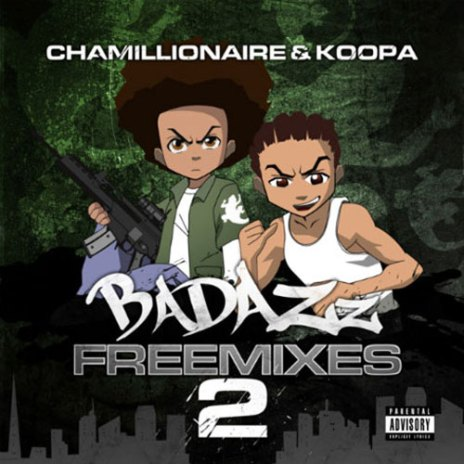 Chamillionaire featuring Lupe Fiasco - All Black Everything (Freemix)