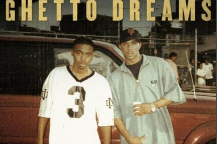 Common featuring Nas - Ghetto Dreams (Produced by No I.D.) (Snippet)