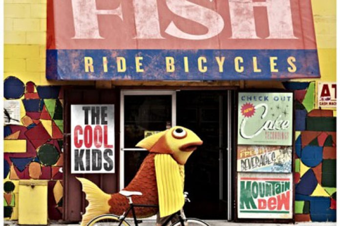 The Cool Kids - When Fish Ride Bicycles (Artwork & Tracklist)