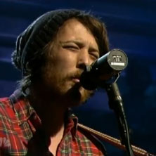 Fleet Foxes - Sim Sala Bim (Live on Fallon)