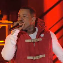 Game - Red Nation (Live on Lopez Tonight)