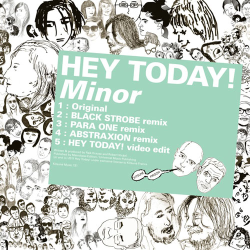 Hey Today! - Minor
