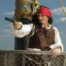 The Lonely Island featuring Michael Bolton - Jack Sparrow