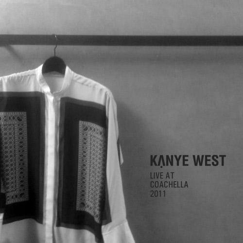 Kanye West - Live at Coachella 2011 (Mixtape)