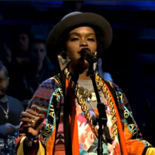 Lauryn Hill Covers Bob Marley Songs on Late Night with Jimmy Fallon