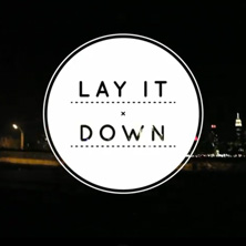 Lloyd featuring B.o.B -  Lay It Down