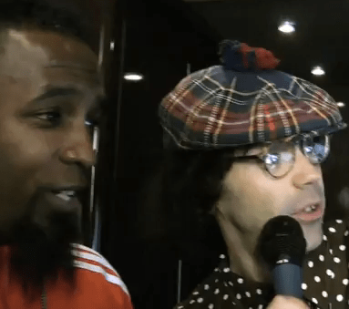 Nardwuar Interviews Tech N9ne