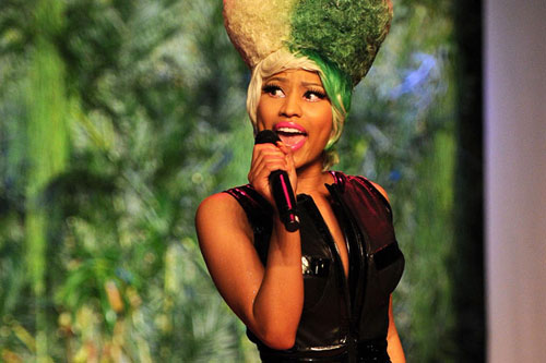 Nicki Minaj - So Special