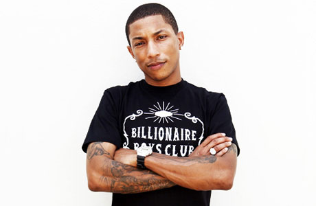 Pharrell Named Creative Director of KarmaloopTV