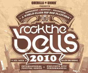 Rock the Bells 2011 Lineup Revealed