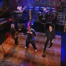 Snoop Dogg featuring Willie Nelson - Superman (Live on Letterman)