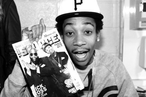 Wiz Khalifa featuring Chevy Woods & Neako - Chuck