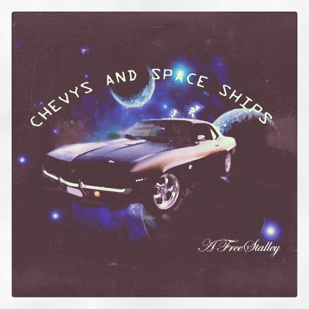 Stalley - Chevys and Space Ships (Produced by Rashad)