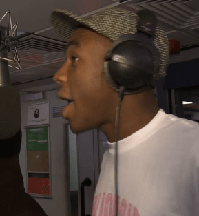 Tim Westwood Interviews Odd Future