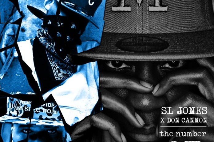SL Jones - The Number 23 (Mixtape) (Hosted by Don Cannon)