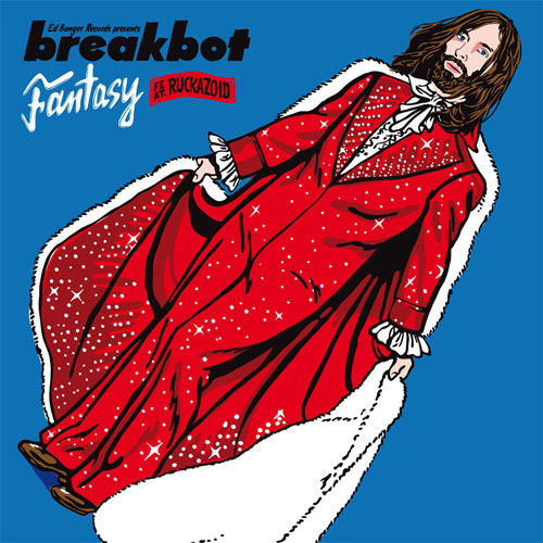 Breakbot - Fantasy (Jacques Renault Remix)