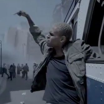 Chris Brown featuring Justin Bieber - Next 2 You