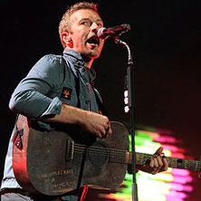 Coldplay Debut New Songs in Germany