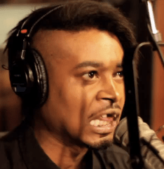 Danny Brown Freestyle on Toca Tuesdays