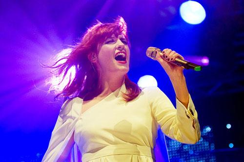 """Florence + The Machine announces """"heavier"""" second album"""