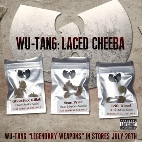 Ghostface Killah, Sean Price & Trife Diesel – Laced Cheeba