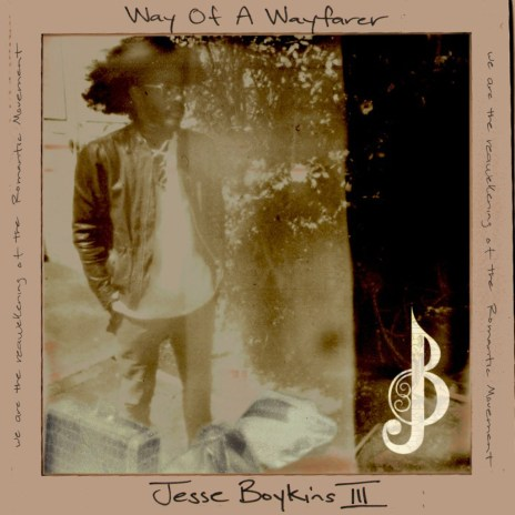 Jesse Boykins III - Way of a Wayfarer EP