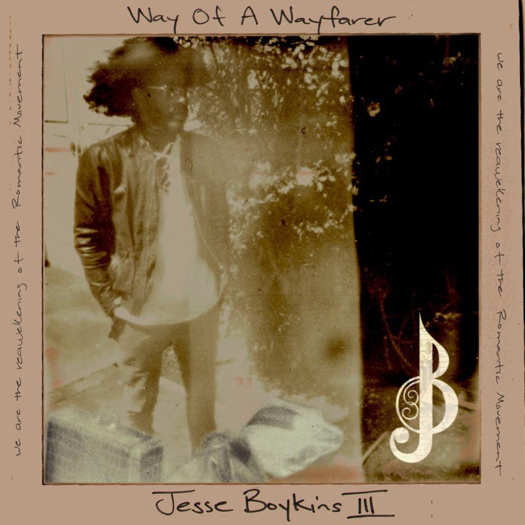 Jesse Boykins III - Way of a Wayfarer EP