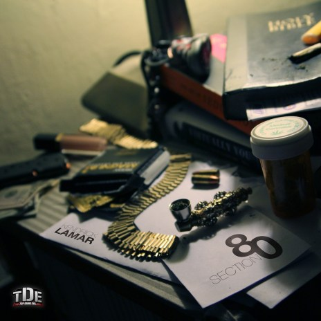 Kendrick Lamar - Section.80 (Artwork & Tracklist)