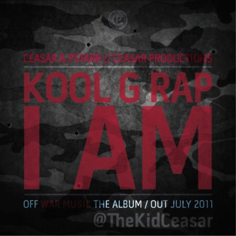 Kool G Rap - I Am