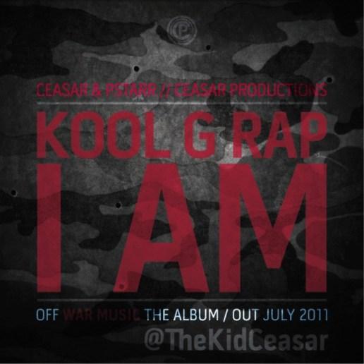 Kool G Rap - I Am
