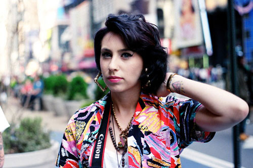 Kreayshawn signs with Columbia Records